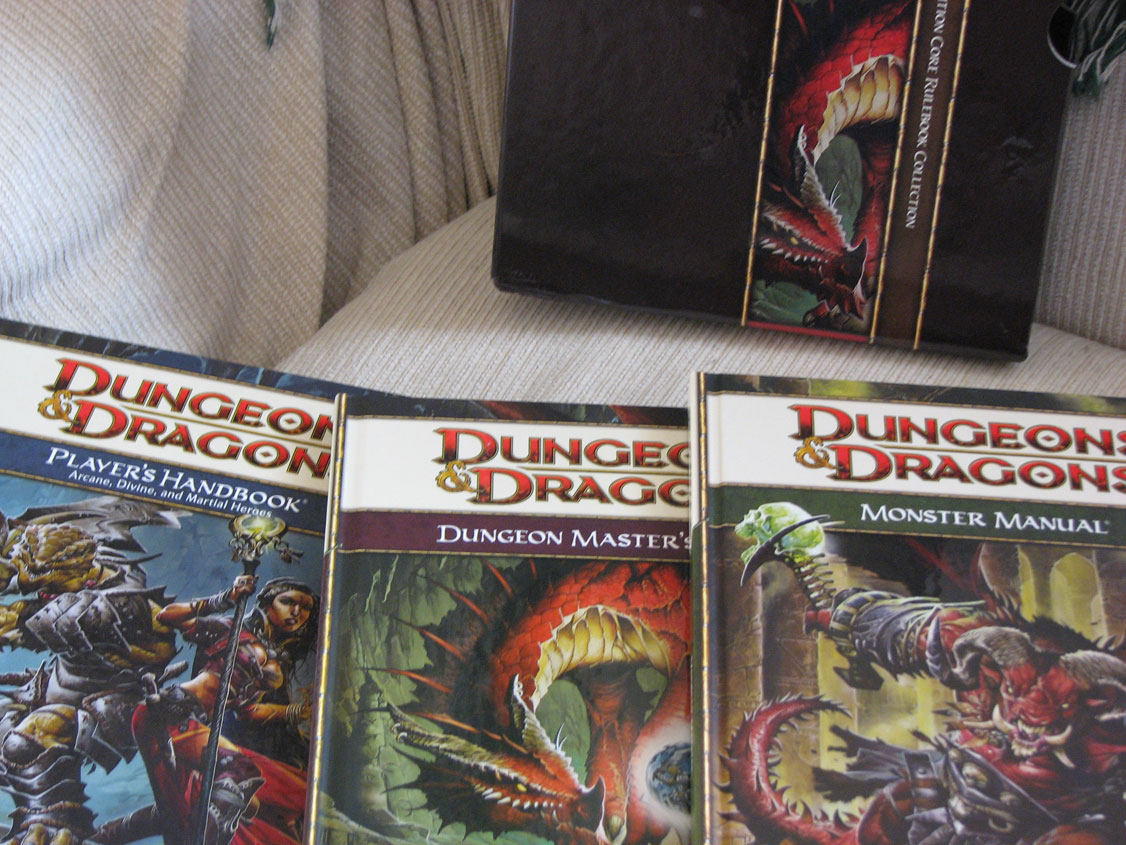 dungeons and dragons 4th edition starter set pdf