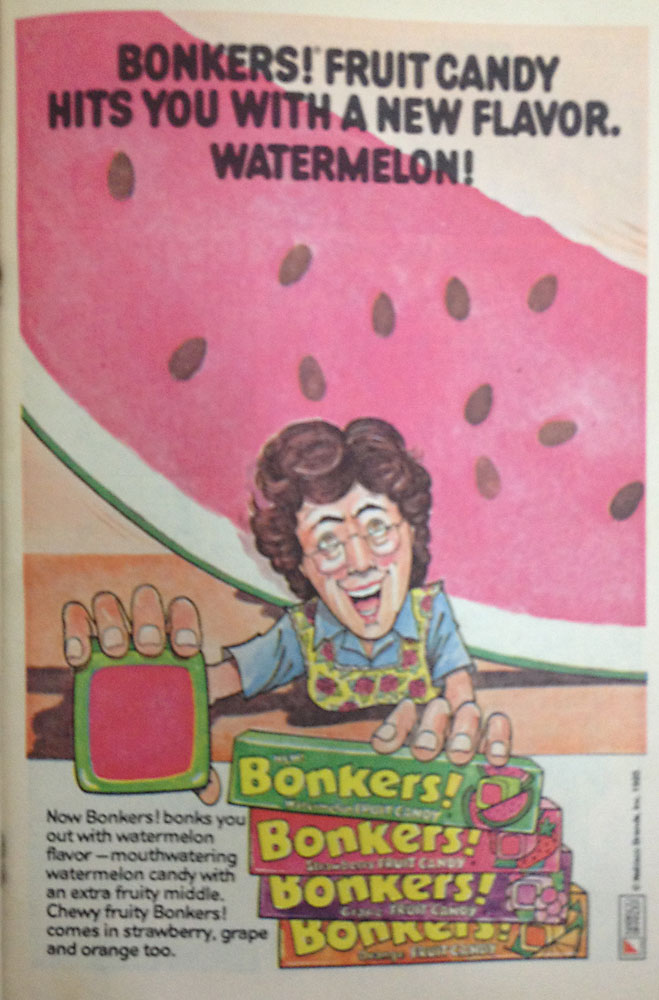 Issue 4 Bonkers