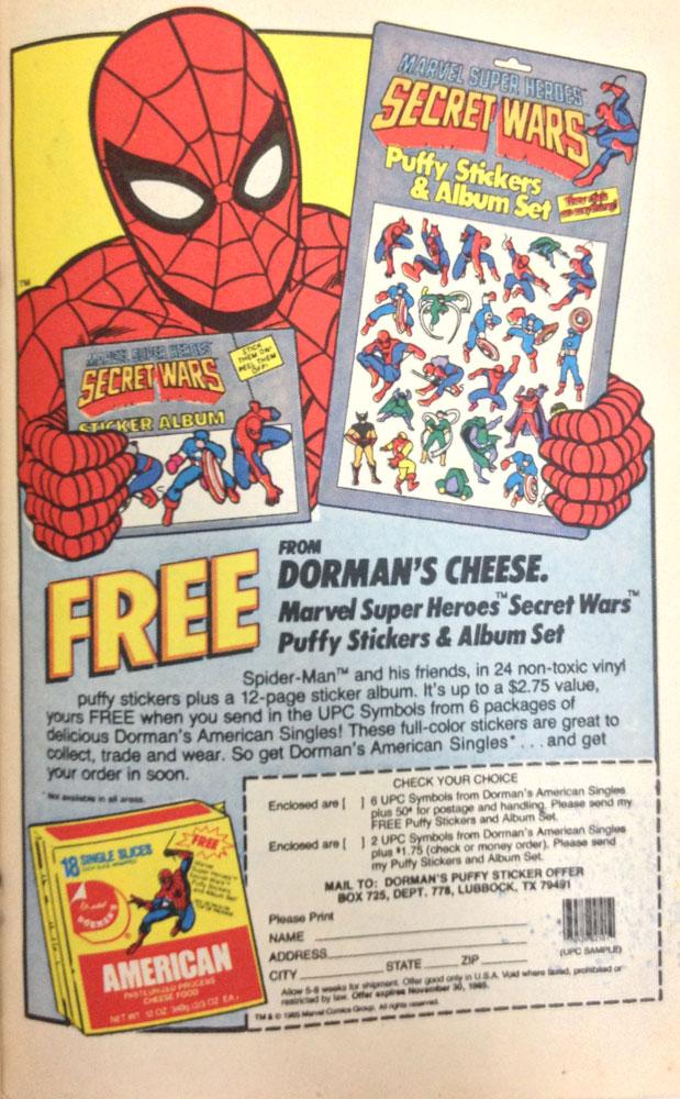 Issue 4 Spiderman