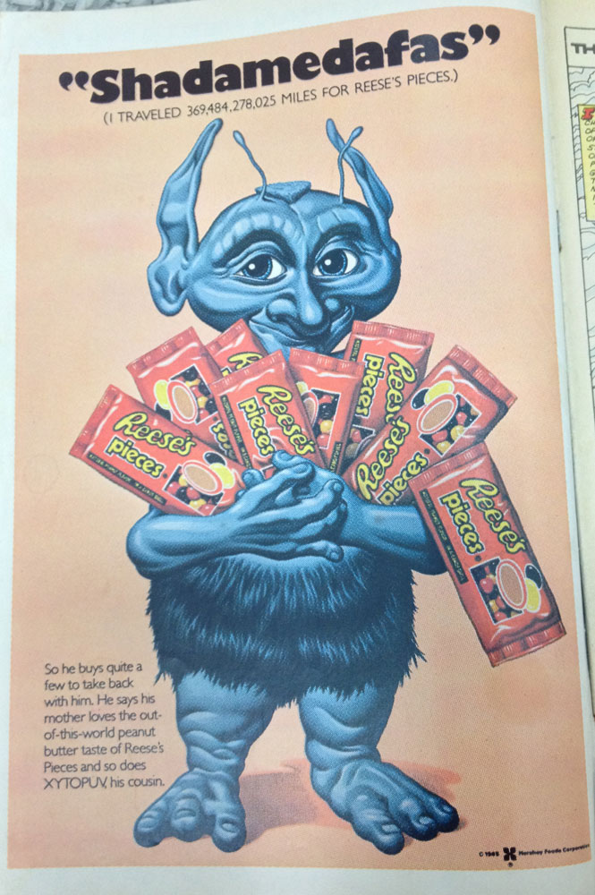 Issue 6 Ad Reeses