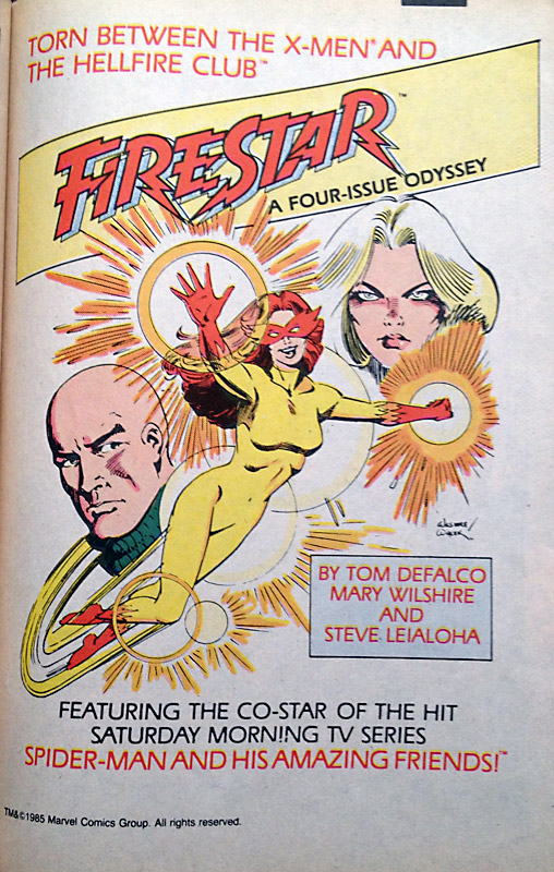 Issue 15 Ad Firestar
