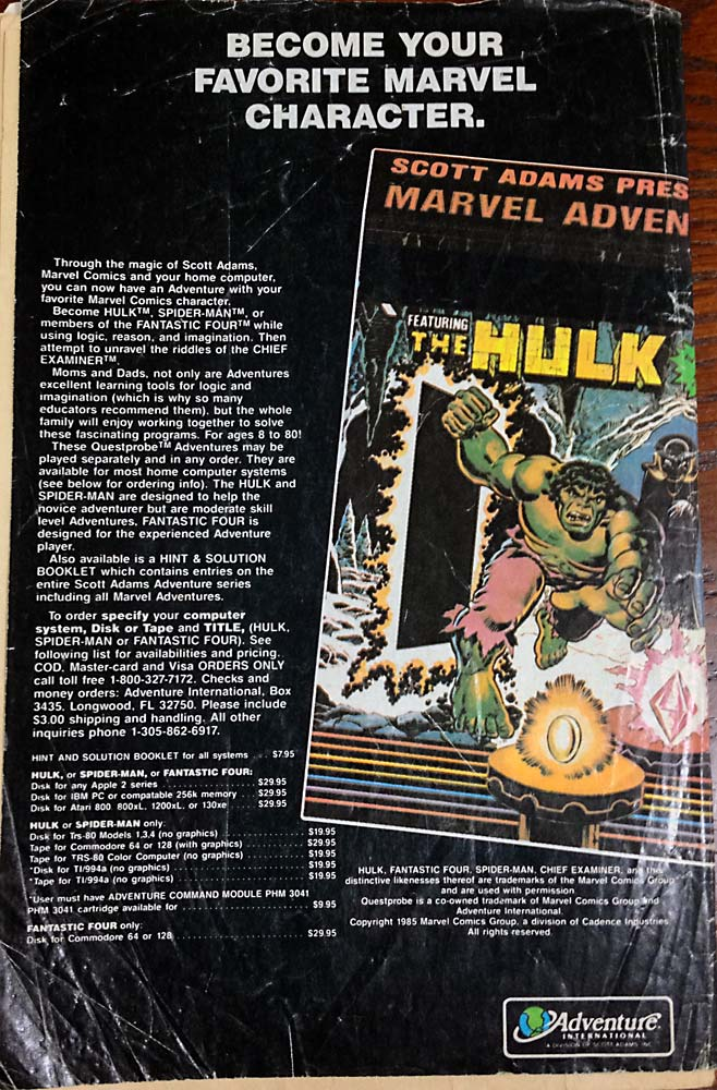Marvel Issue 14