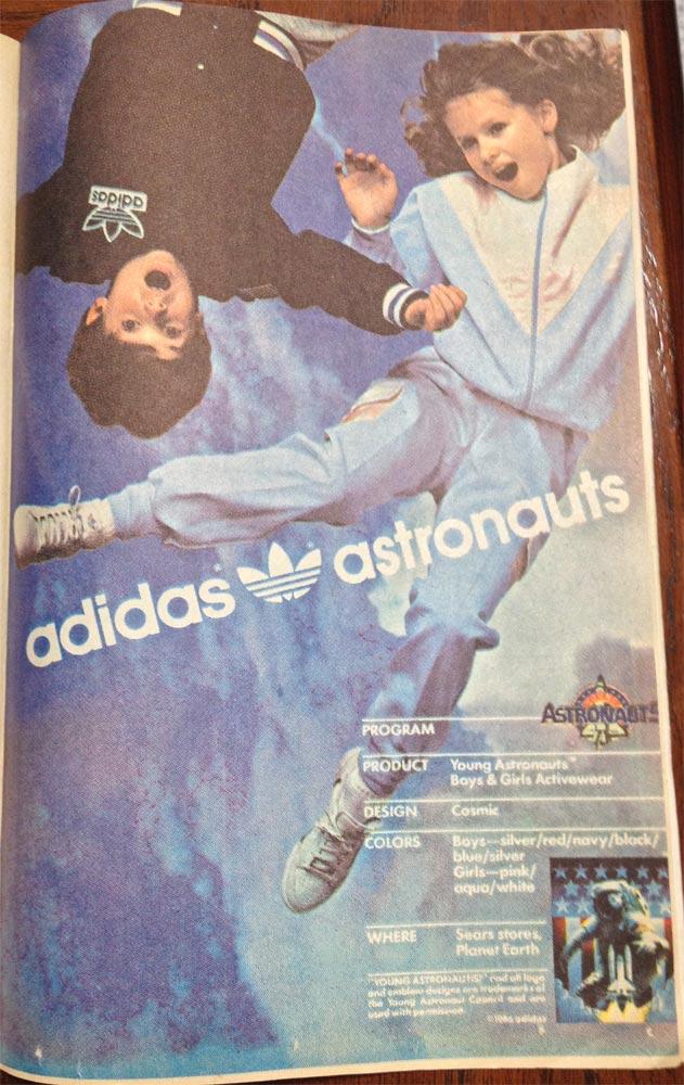 Transformers Issue 23 Ad Adidas