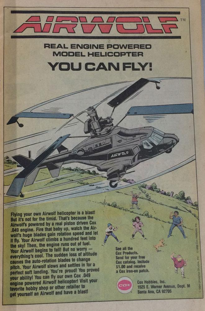 Transformers Issue 47 Air