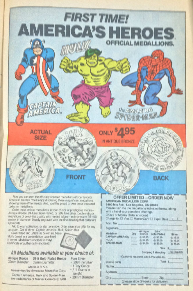 Transformers Issue 42 Coins