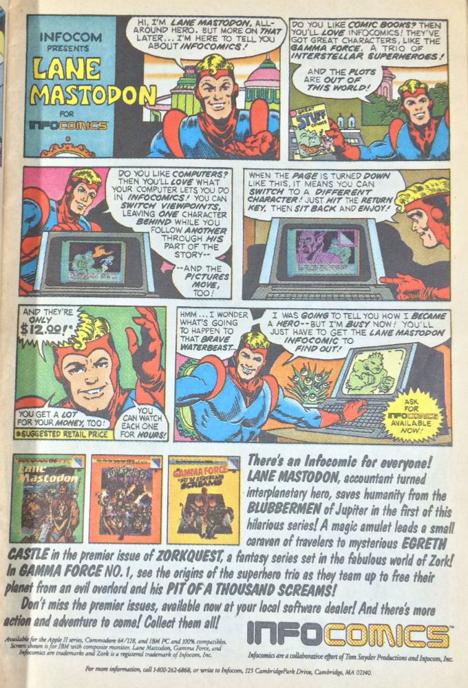 Transformers Issue 42 Computer