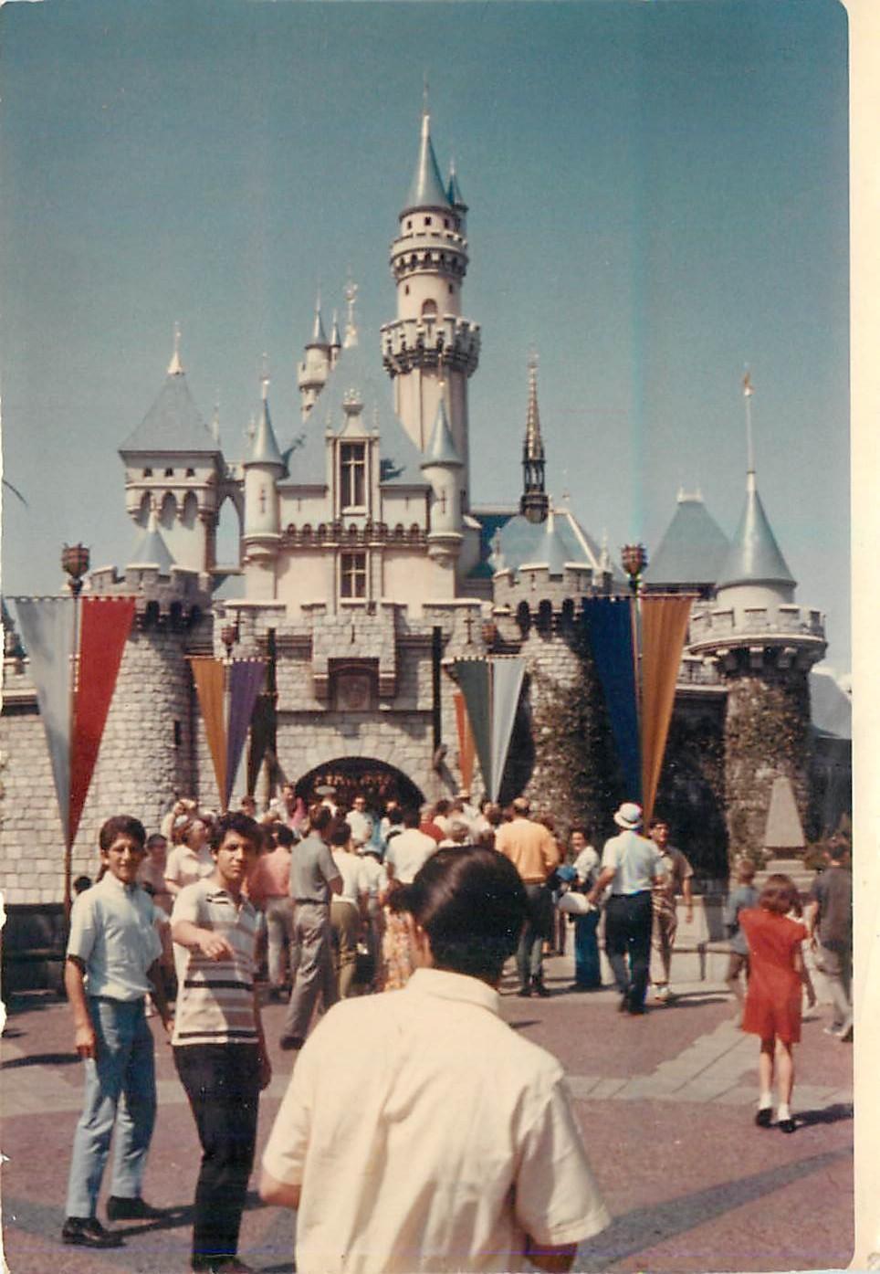 Found Disneyland Photos From 1972