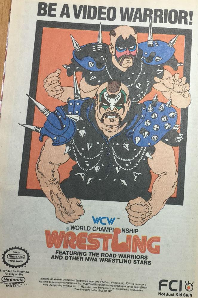 Wcw Wrestling Nintendo