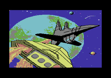 255722 The Transformers Battle To Save The Earth Commodore 64 Screenshot