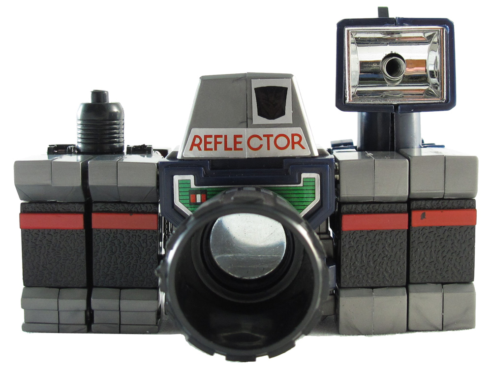 Reflector Camera Font