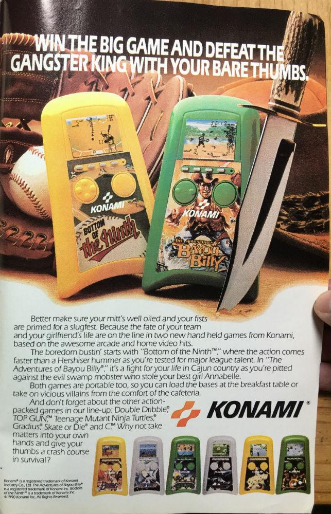 Transformers 67 Ad Konami