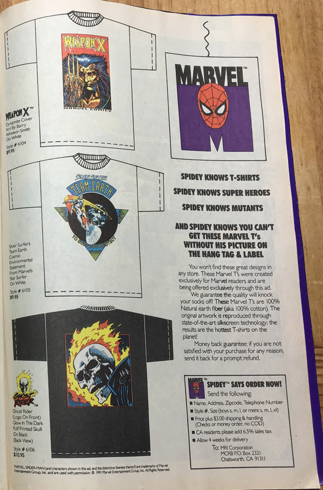 Transformers 80 Ad Marvelshirt