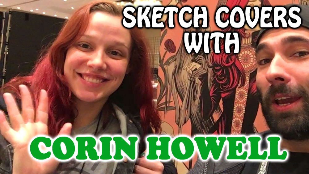 Sketch Covers With Corin Howell
