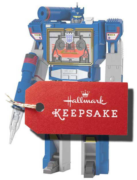 Hallmark Soundwave Ornament