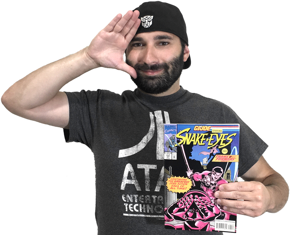 G.I. Joe Review Issue 141: Sucker Punch – A Prequel To Marvel's Transformers Generation 2