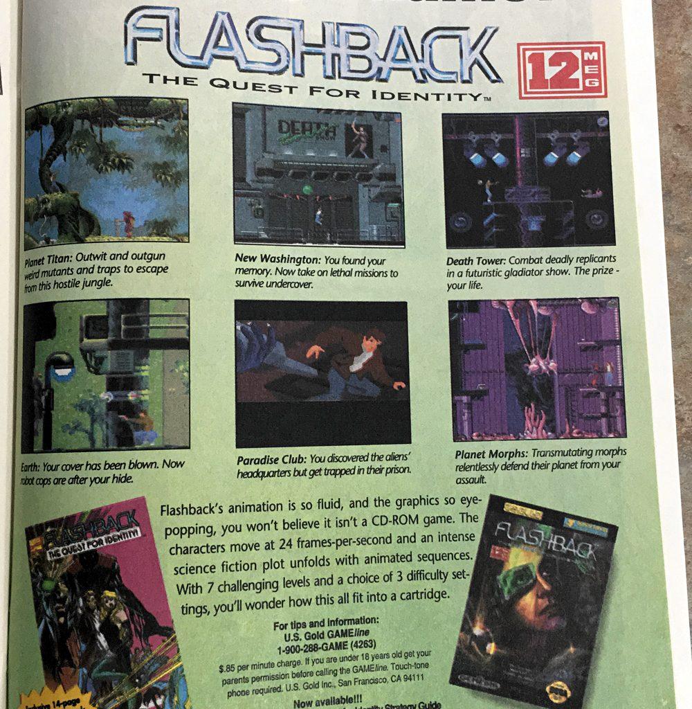 Flashback Ad