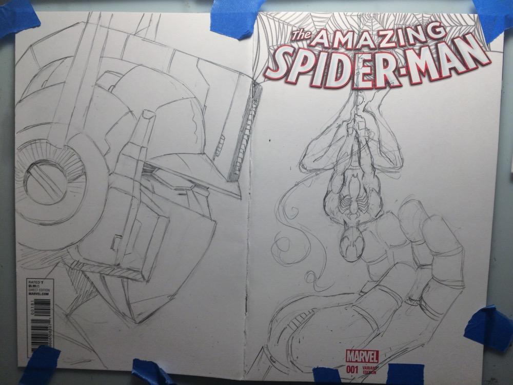 Randy Emberlin Sketch