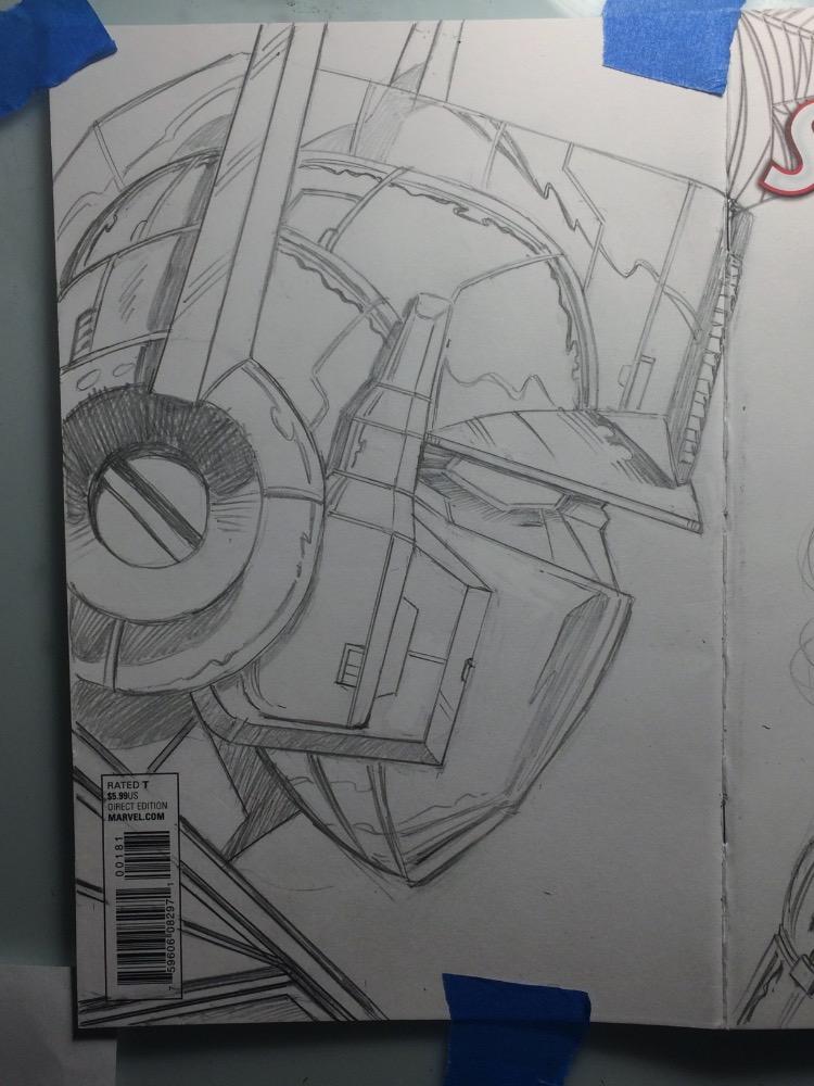 Randy Emberlin Sketch 3