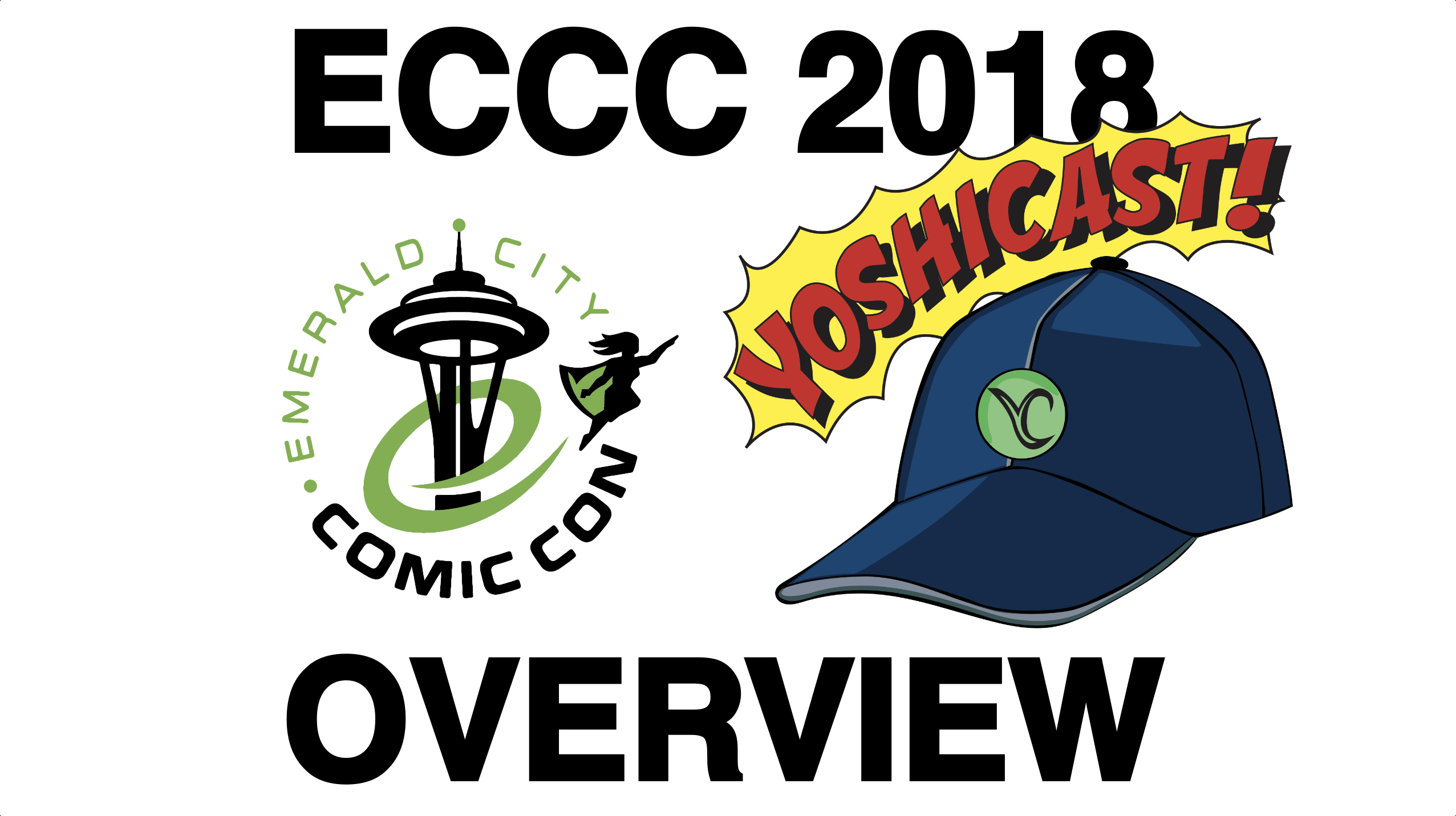 Emerald City Comic Con 2018