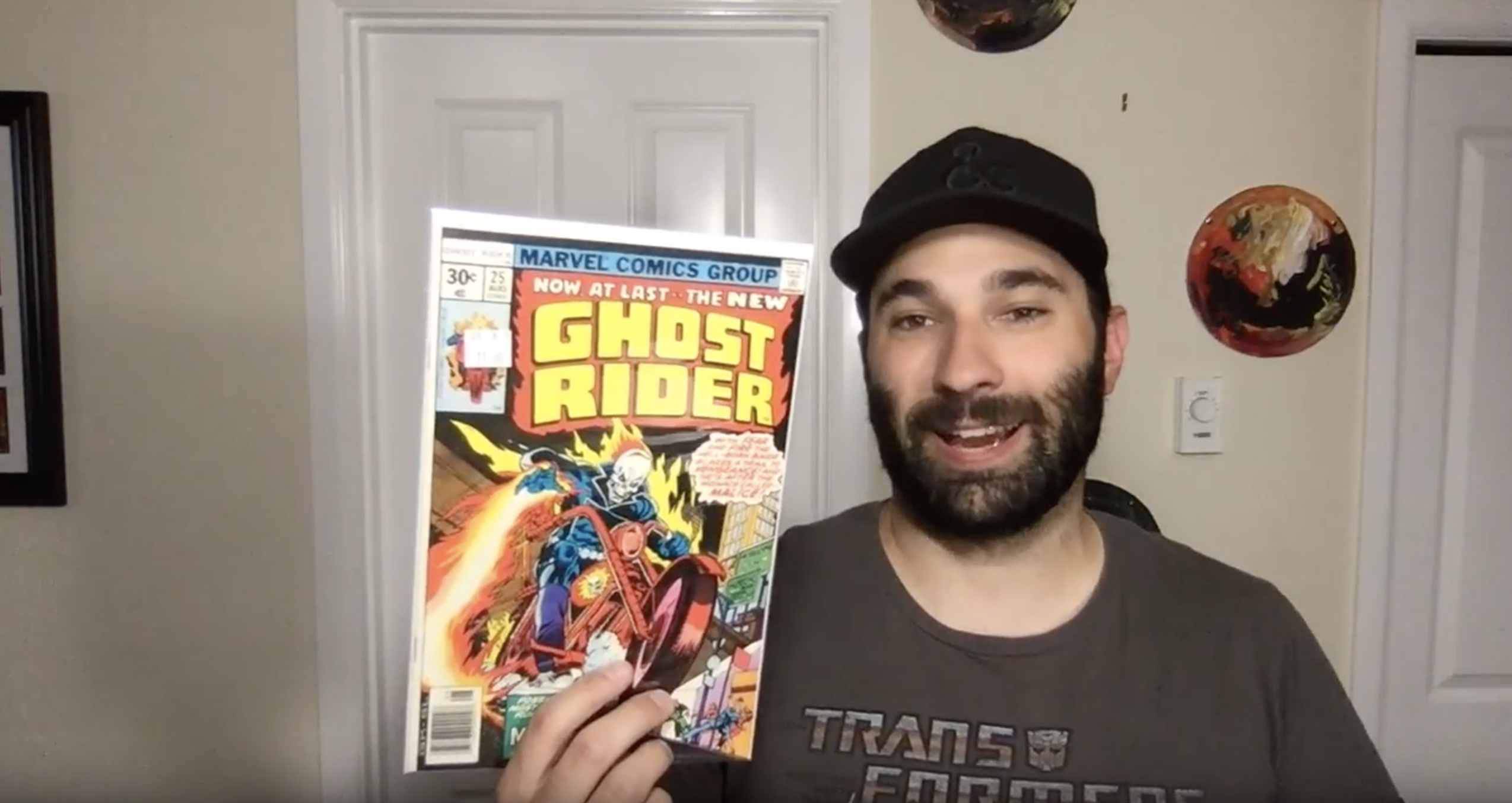 Bag & Board 2 | My Haul Of Ghost Rider And G.I. Joe Vs. The Six Million Dollar Man