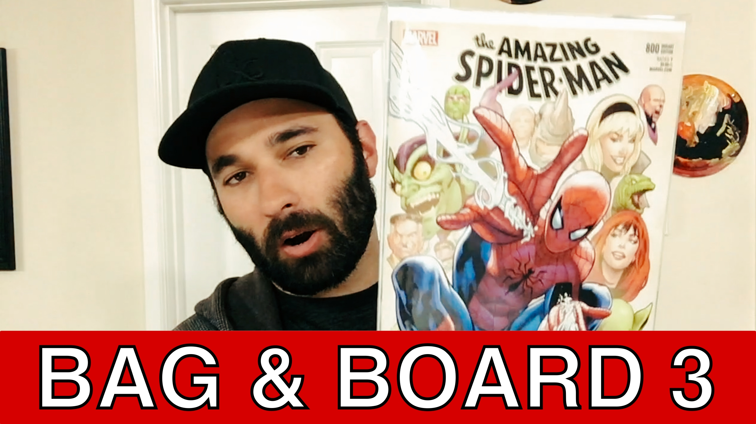 Bag & Board 3 | Comic Haul Of Spider-Man & Iron Man