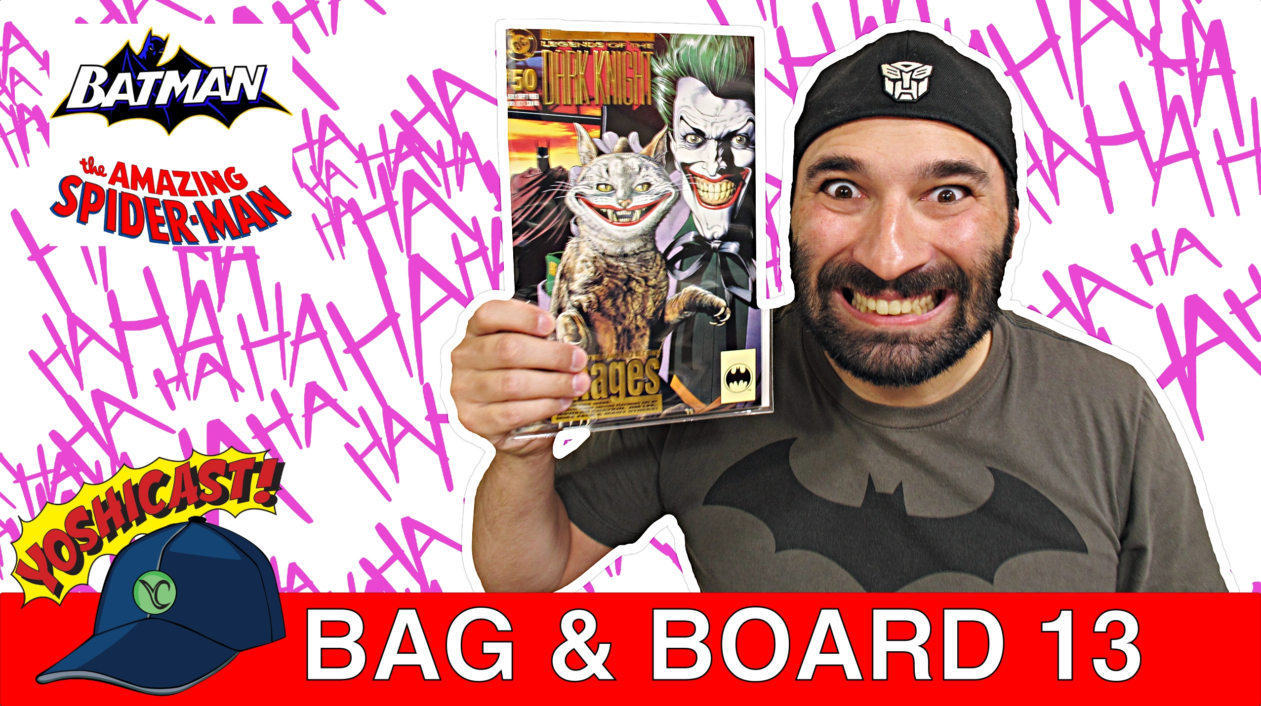 Bag & Board 13 | Legends Of The Dark Knight, Unexpected, Amazing Spider-Man