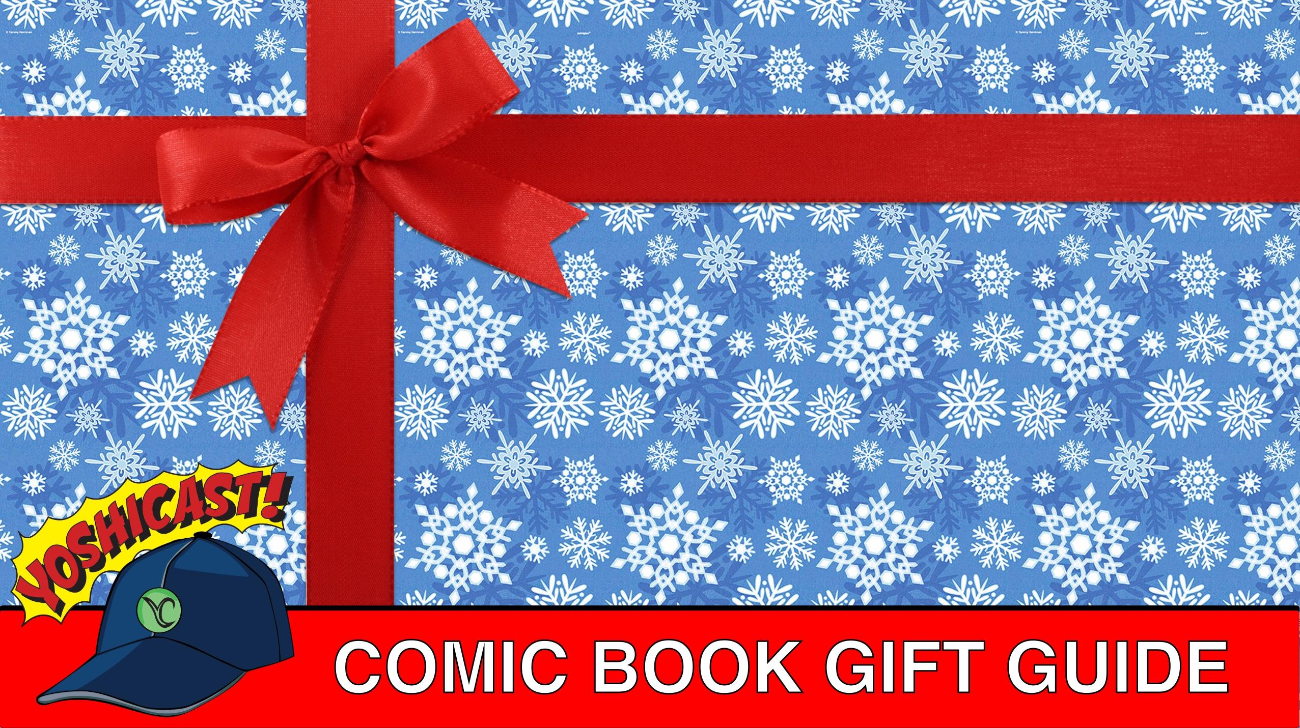 Comic Book Gift Guide