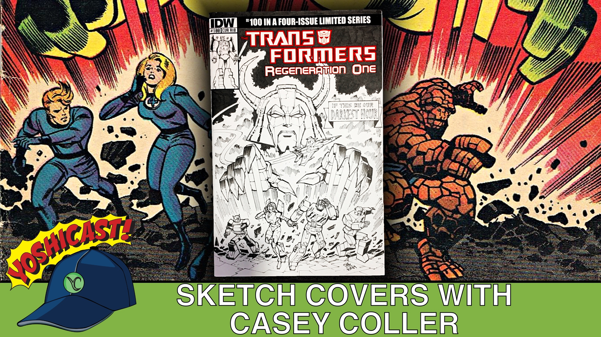 Sketch Covers With Casey Coller
