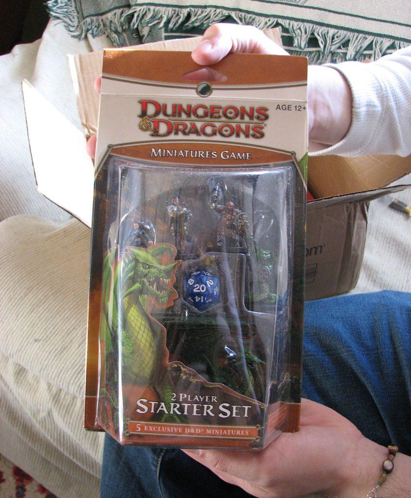 Dungeons & Dragons: Miniatures Game