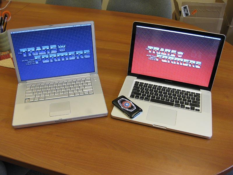 Decepticon PowerBook