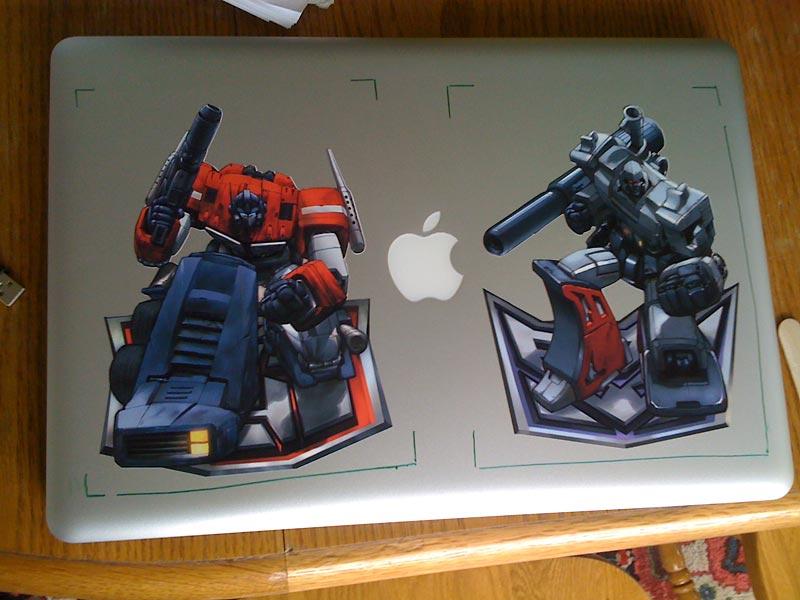 Megatron And Optimus Prime