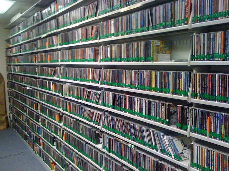 Salas audiofilas CDs
