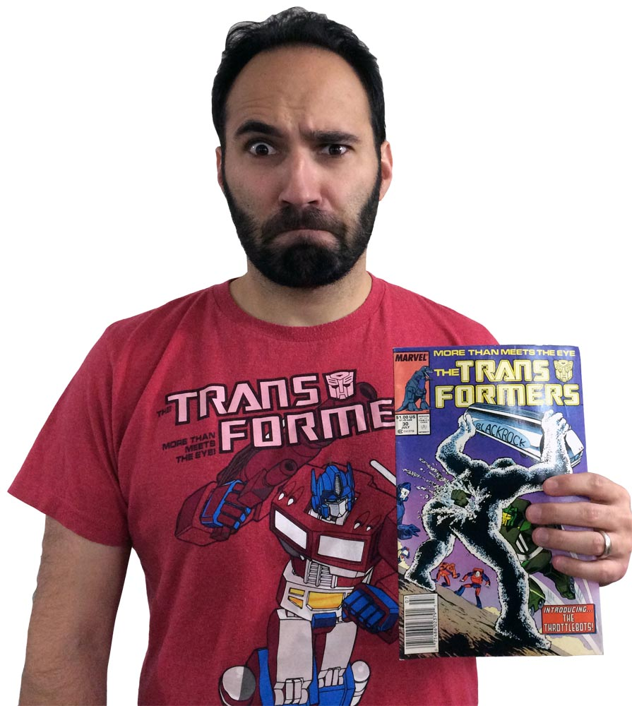 Transformers Review Issue 30: The Cure!