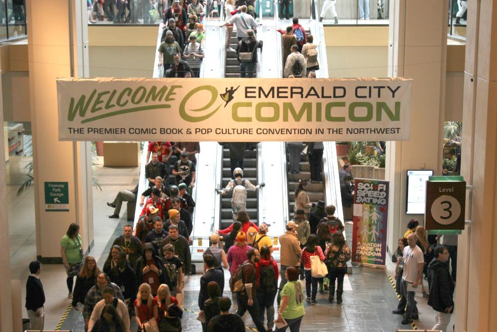 Emerald City Comic Con 2014
