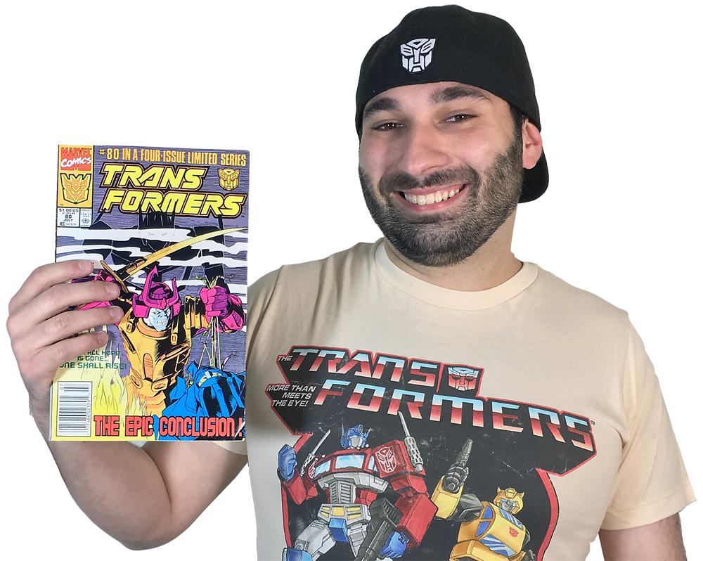 Transformers Review Issue 80: End Of The Road!