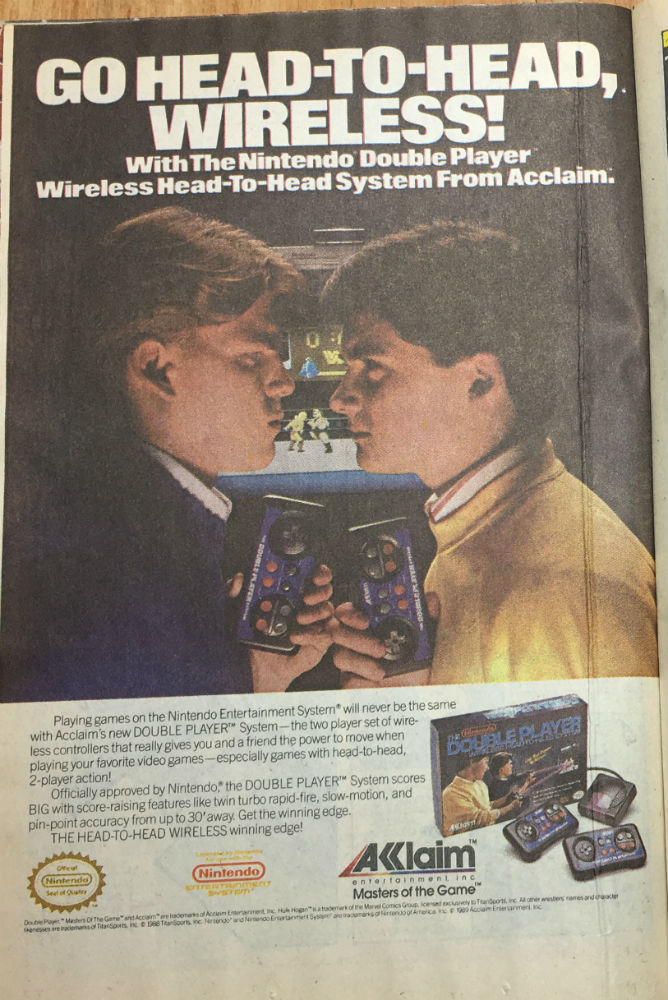 Akklaim Nintendo