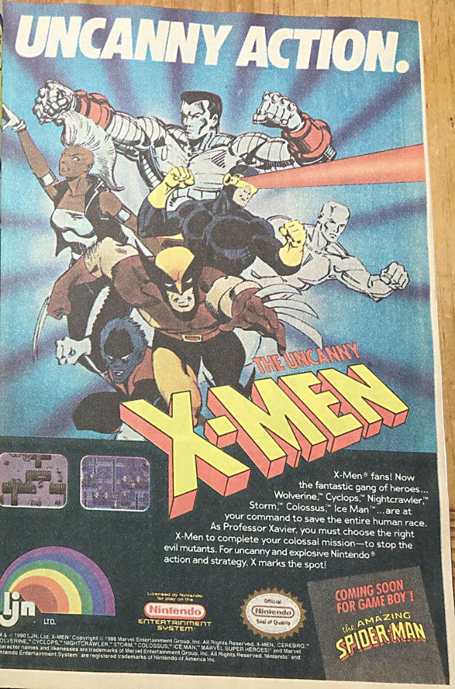 Transformers 68 X Men