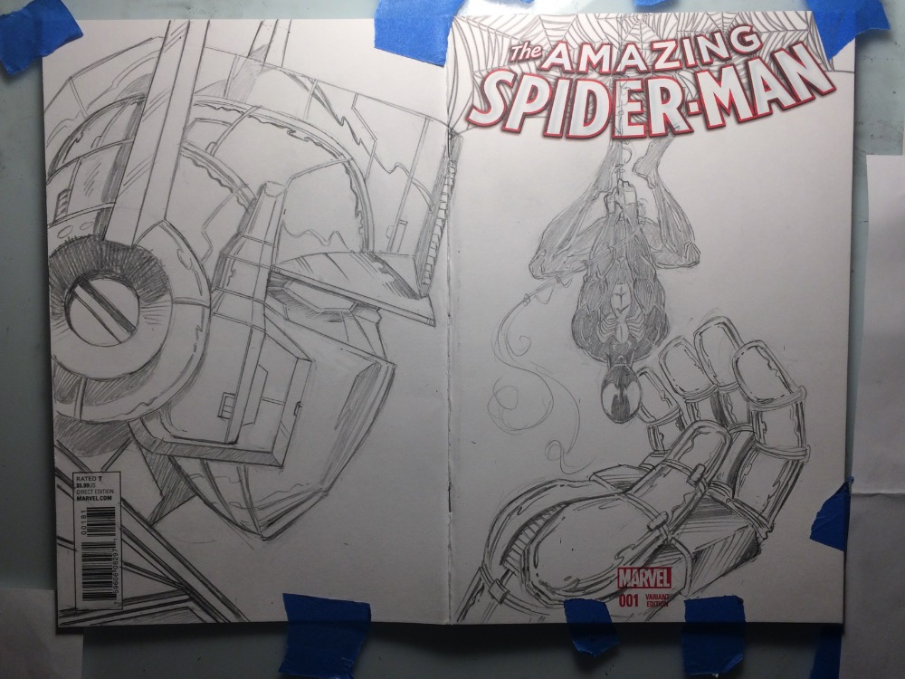 Randy Emberlin Sketch 2