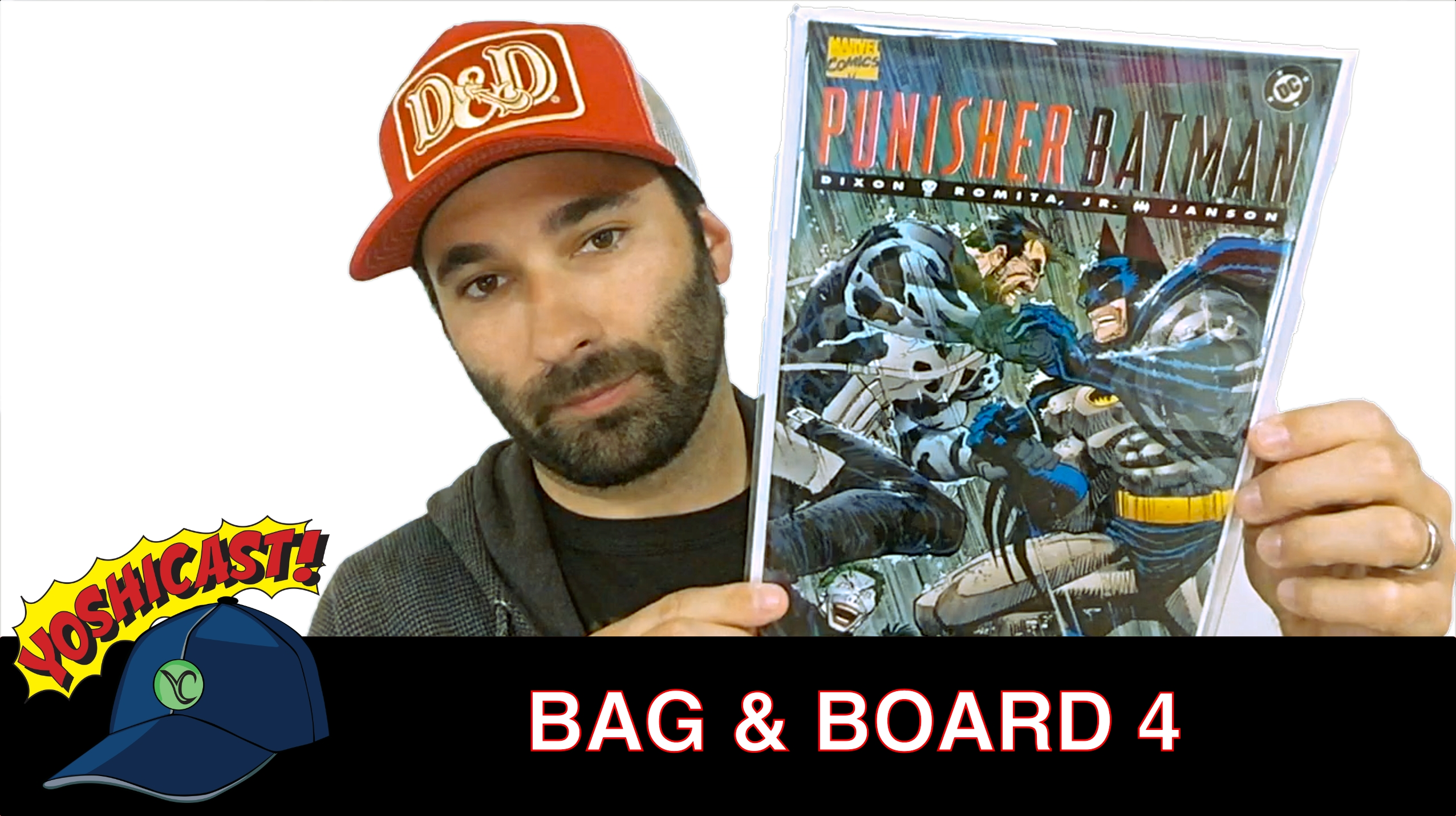 Bag & Board 4 | Comic Book Haul Of PUNISHER And Batman