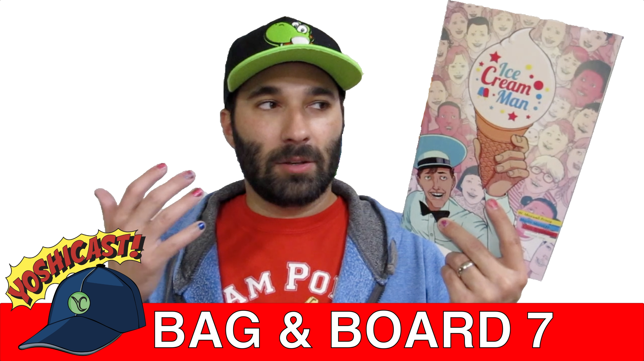Bag & Board 7 | New Comic Book Pickups ICE CREAM MAN, PUNISHER, GHOST RIDER, DAREDEVIL, And More