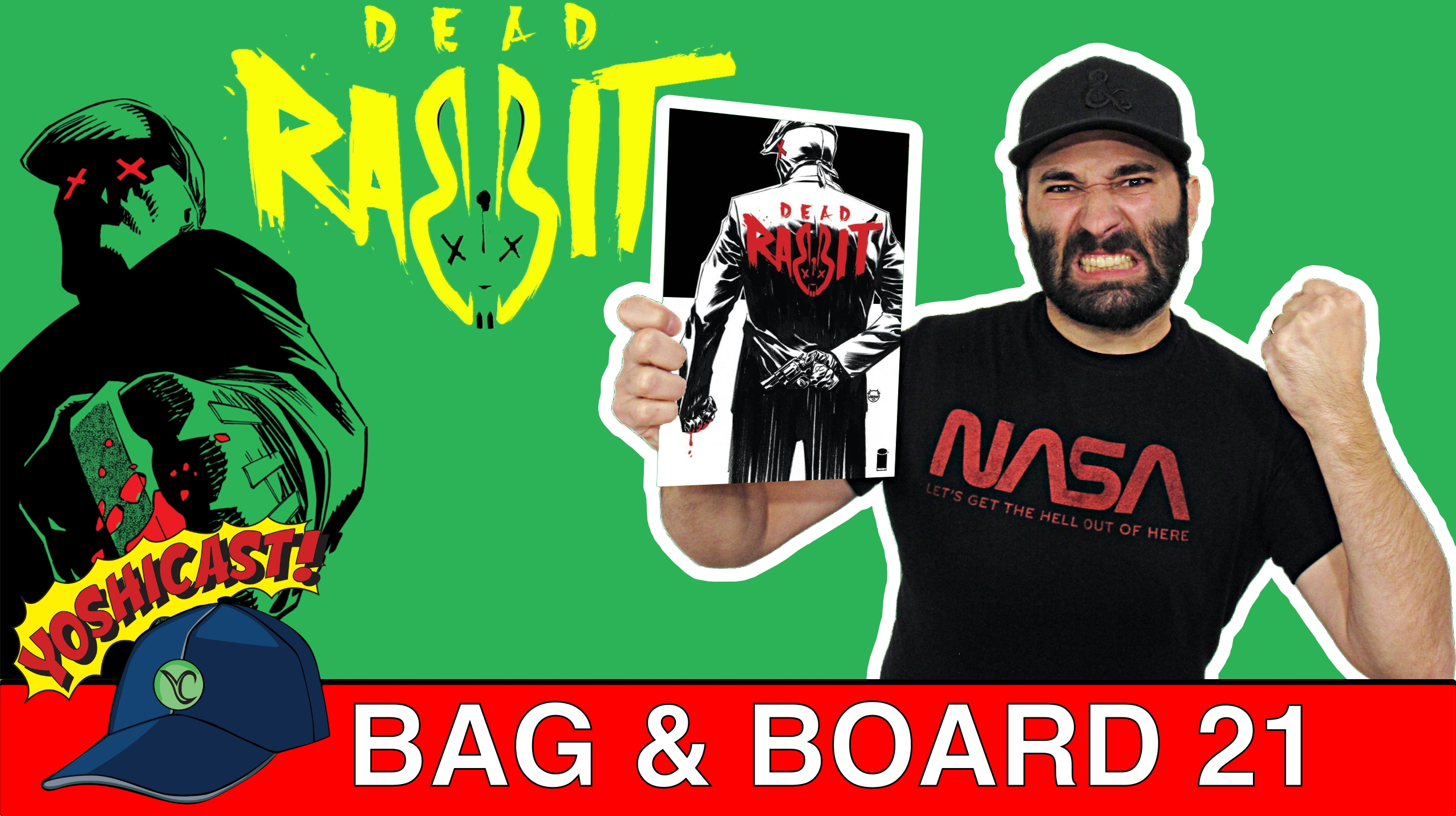 Bag & Board 21 | Dead Rabbit, Cosmic Ghost Rider, Sleepwalker, Lone Ranger, What If