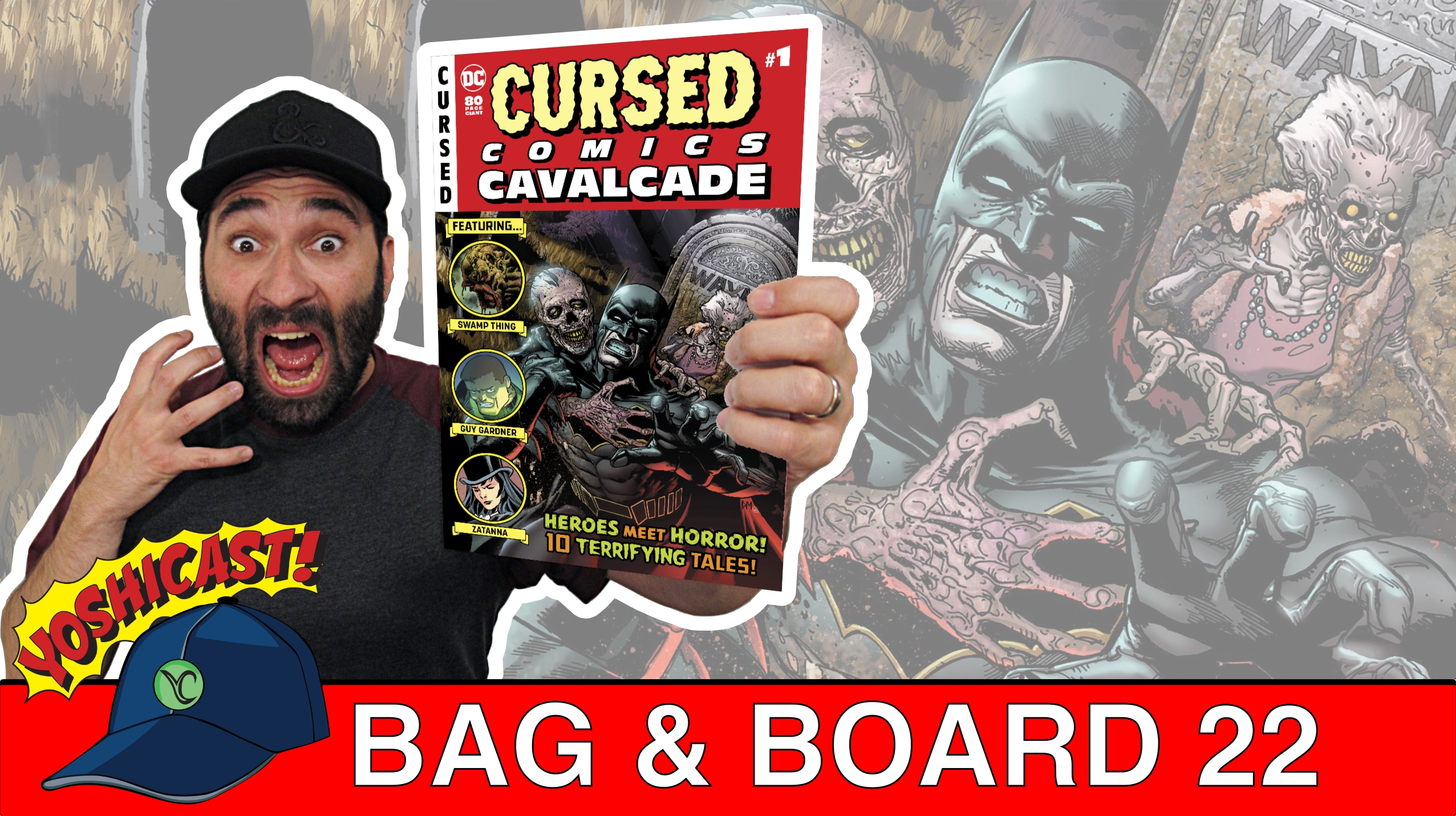 Bag & Board 22 | Cursed Comics Cavalcade, What If Peter Parker Became The PUNISHER