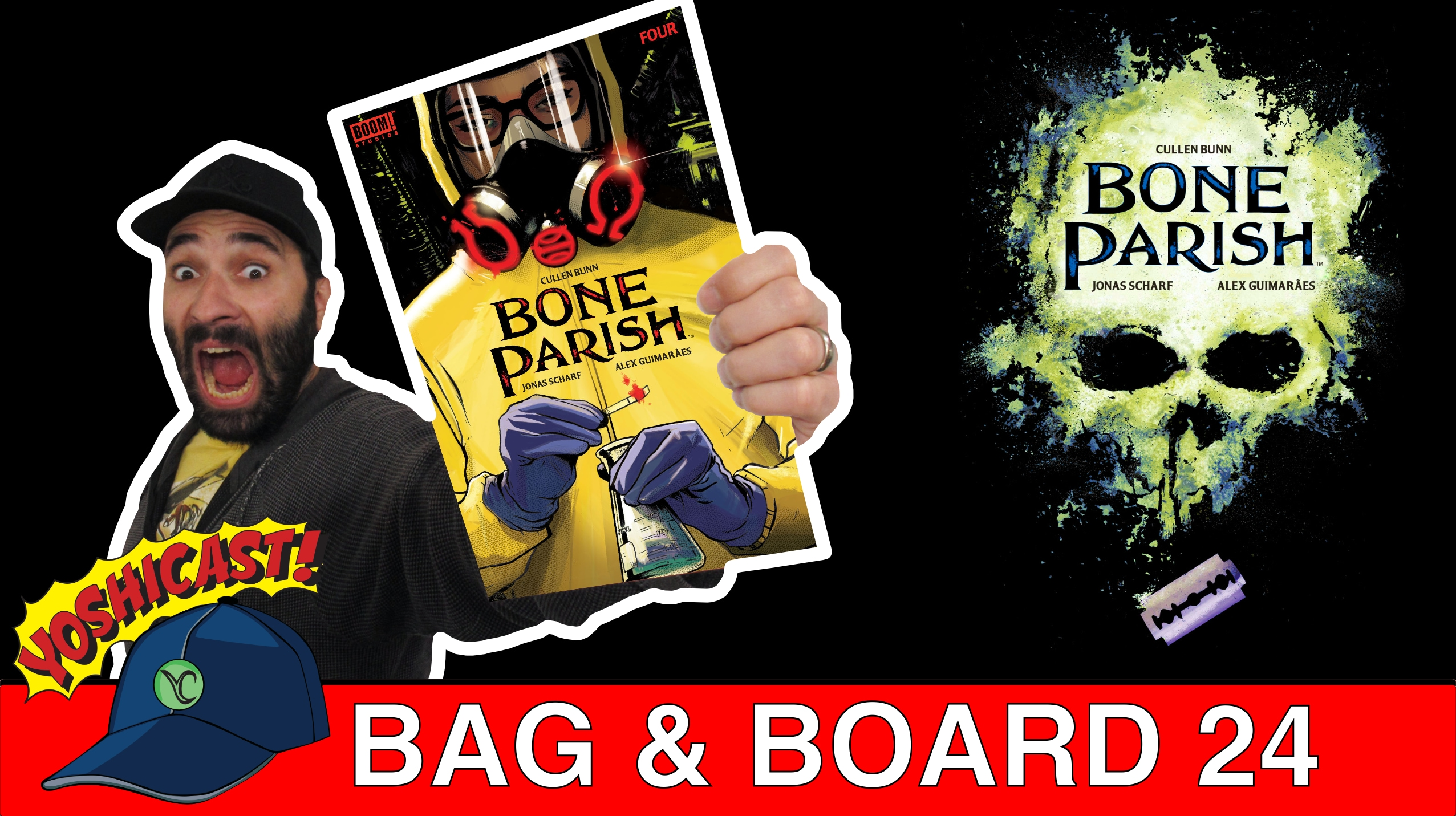 Bag & Board 24 | Bone Parish, Dead Rabbit, Green Lantern, Cosmic Ghost Rider