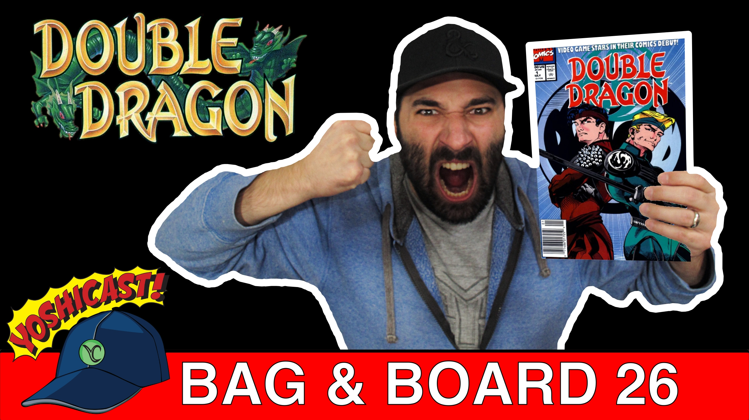 Bag & Board 26 | Double Dragon, Wonder Woman, Uncanny X-Men, Spider-Man, Dawn, Gen 13