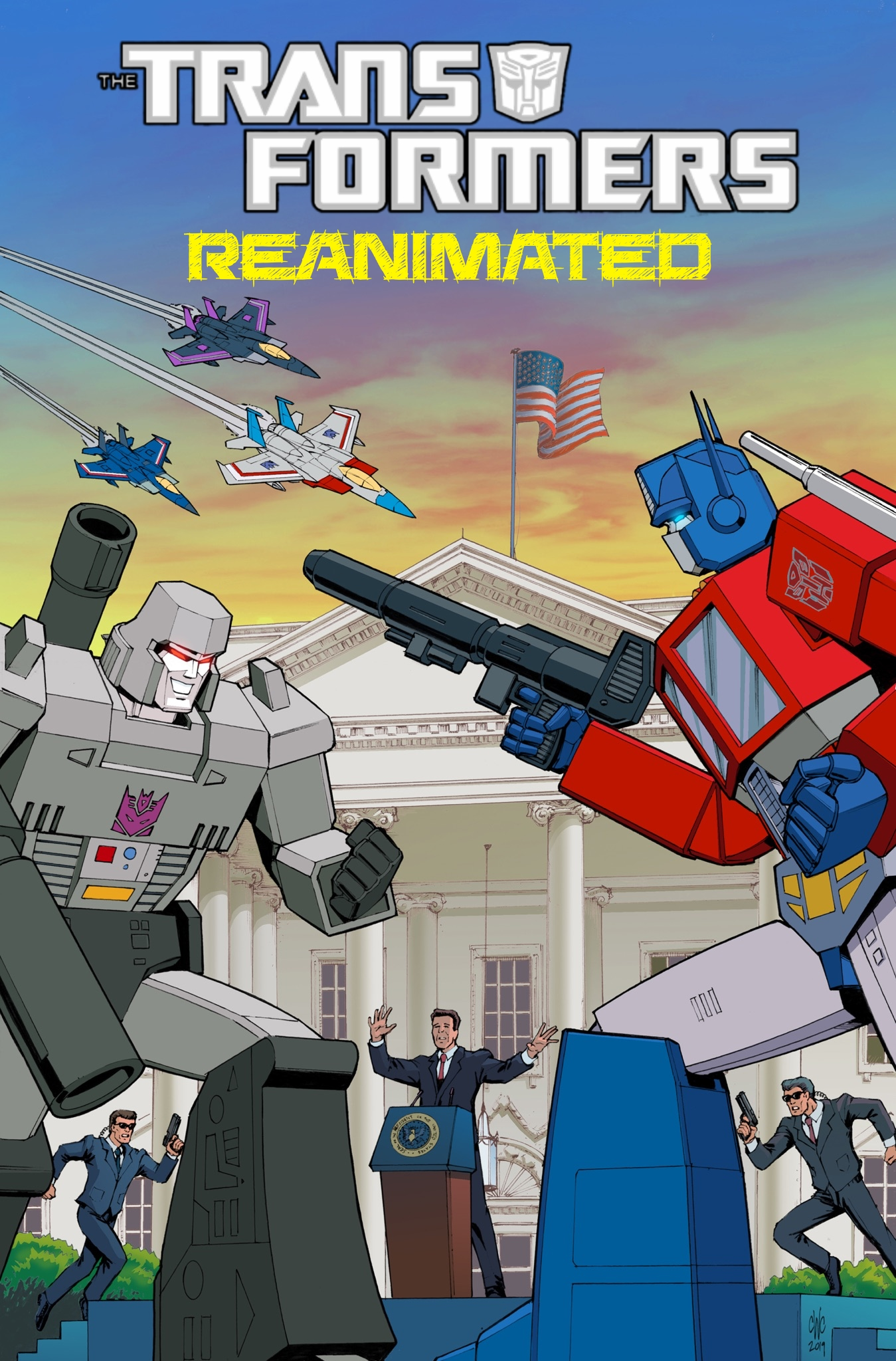 Transformers: REANIMATED
